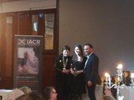 Ale IACR poster prize
