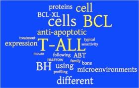 BCL-2 wordcloud